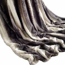 Narzuta, sztuczne futro 150 x 200