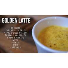 Golden latte - Złote mleko