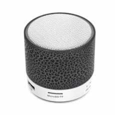 Głośnik bezprzewodowy bluetooth A9 radio FM, karta microSD (czarny)