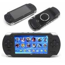 KONSOLA PRZENOŚNA X6 8GB PSP FC GBA NES 1000 gier (czarna)