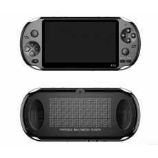 KONSOLA PRZENOŚNA X12 5.1 8GB PSP FC GBA NES 1000 gier (czarna)