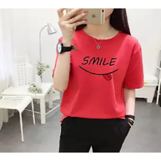 ARTICLE NAME WOMEN PRINTED T SHIRT TRACK SUIT summer collection 2021